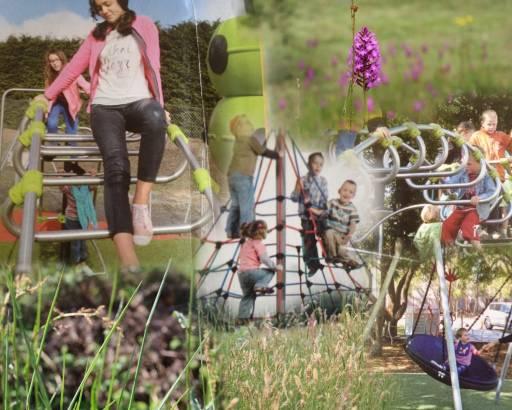 Speeltuin vernieuwd op Bosc Nègre vakantiepark