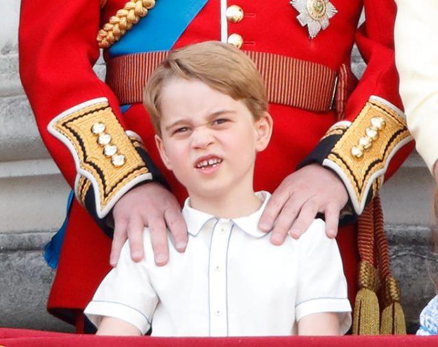 Сделанные Кейт Миддлтон: в честь дня рождения принца Джорджа опубликованы его новые фото