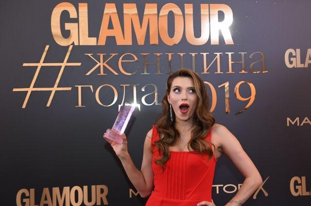 Телеведущую Регину Тодоренко лишили звания «Женщина года» после скандала