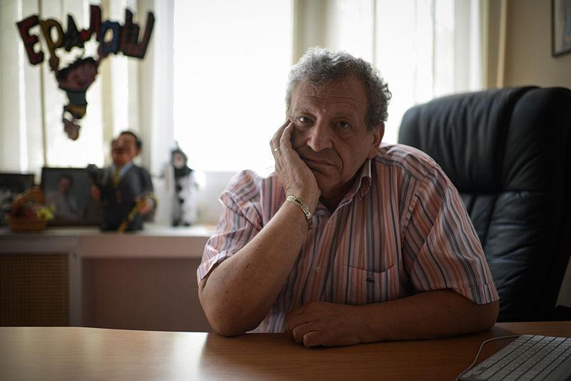 Борис Грачевский назвал Михаила Кокшенова потрясающим комиком