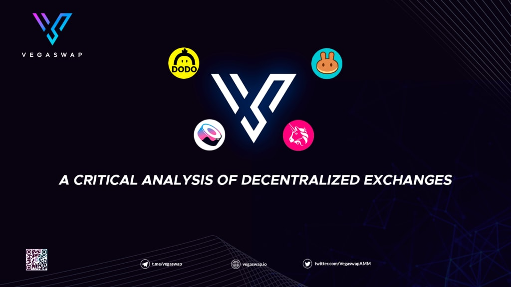 A Critical Analysis of Decentralized Exchanges