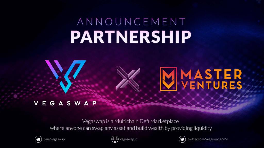 Master Ventures Investment in Vegaswap