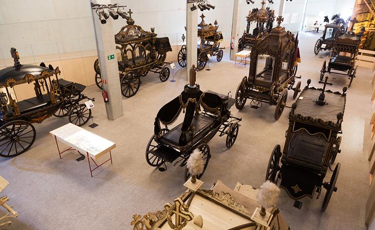 Museu de Carrosses Fúnebres (Barcelona)