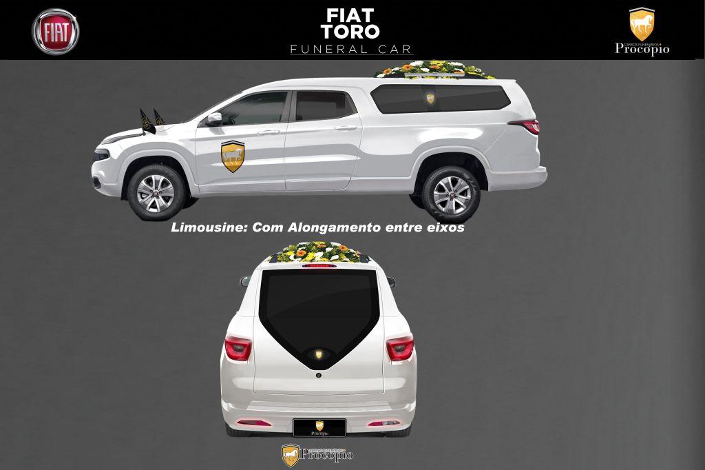 Fiat Toro Funeral Limousine