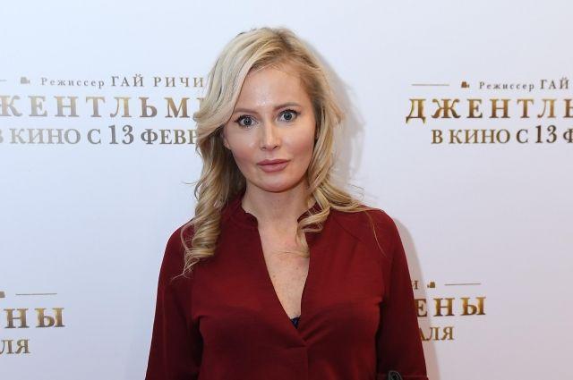 Дана Борисова заявила, что могла заразиться коронавирусом от Лещенко