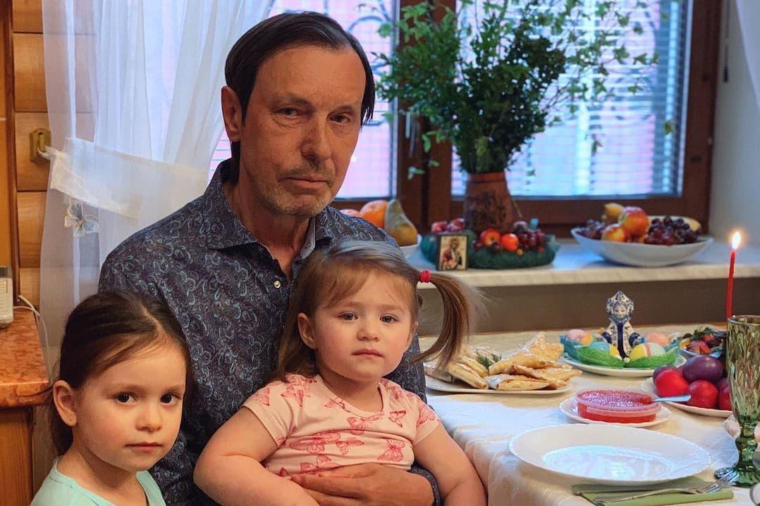 Николай Носков станет дедушкой в третий раз