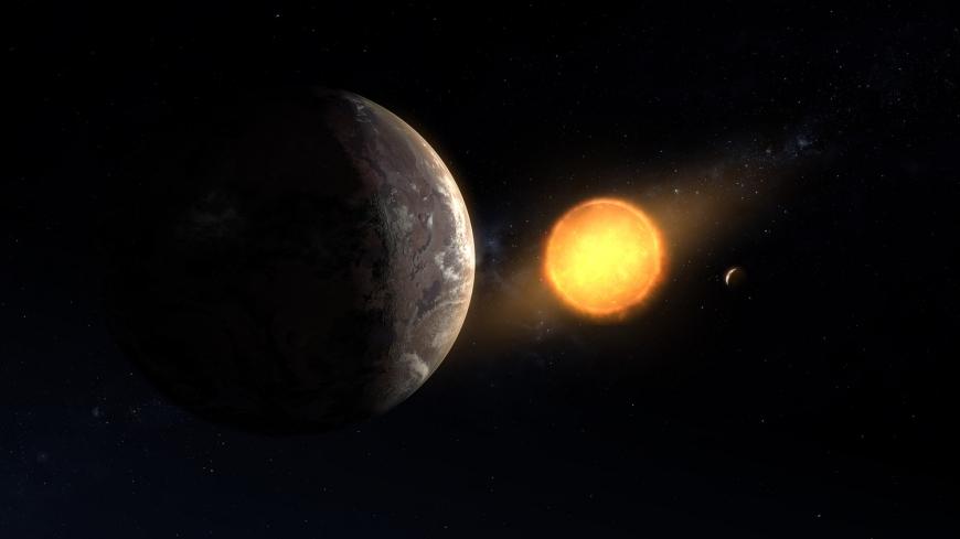 Астрономы нашли планету, которая сильно похожа на Землю