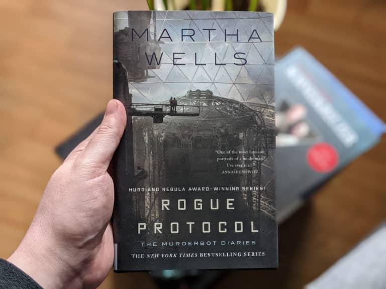 Martha Welles - Rogue Protocol