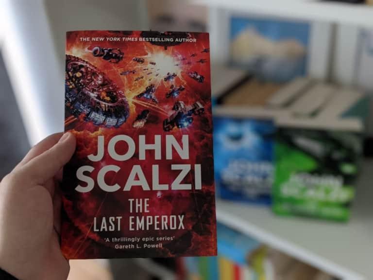 The Last Emperox - John Scalzi