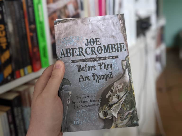 Before They Are Hanged - Joe Abercrombie (The First Law #2)