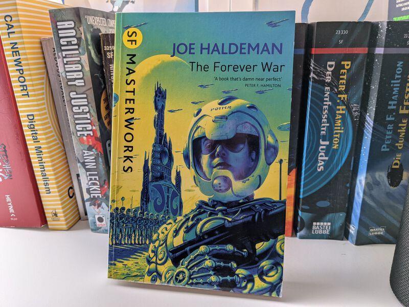 The Forever War - Joe Haldeman