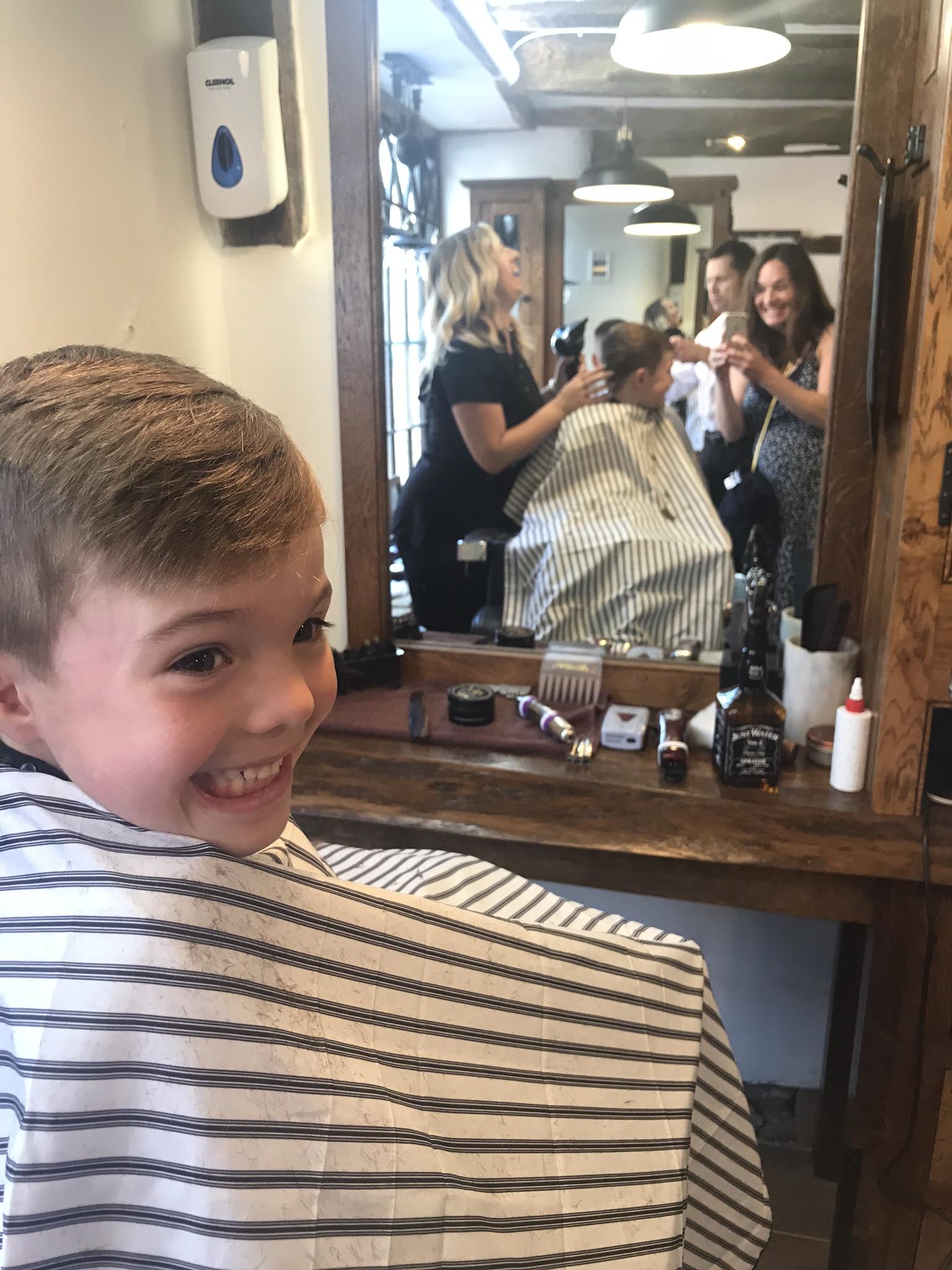 Haircut Hairmasters Stony