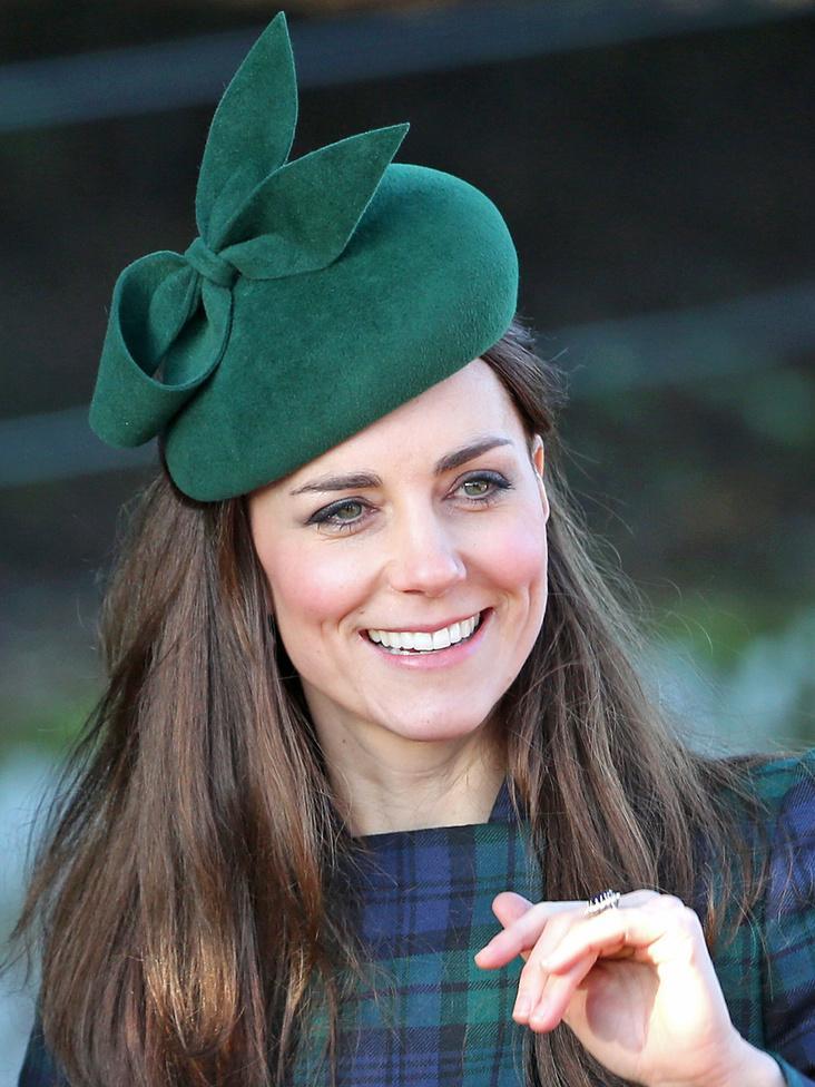 Представители дворца опровергли информацию о нервном срыве Кейт Миддлтон