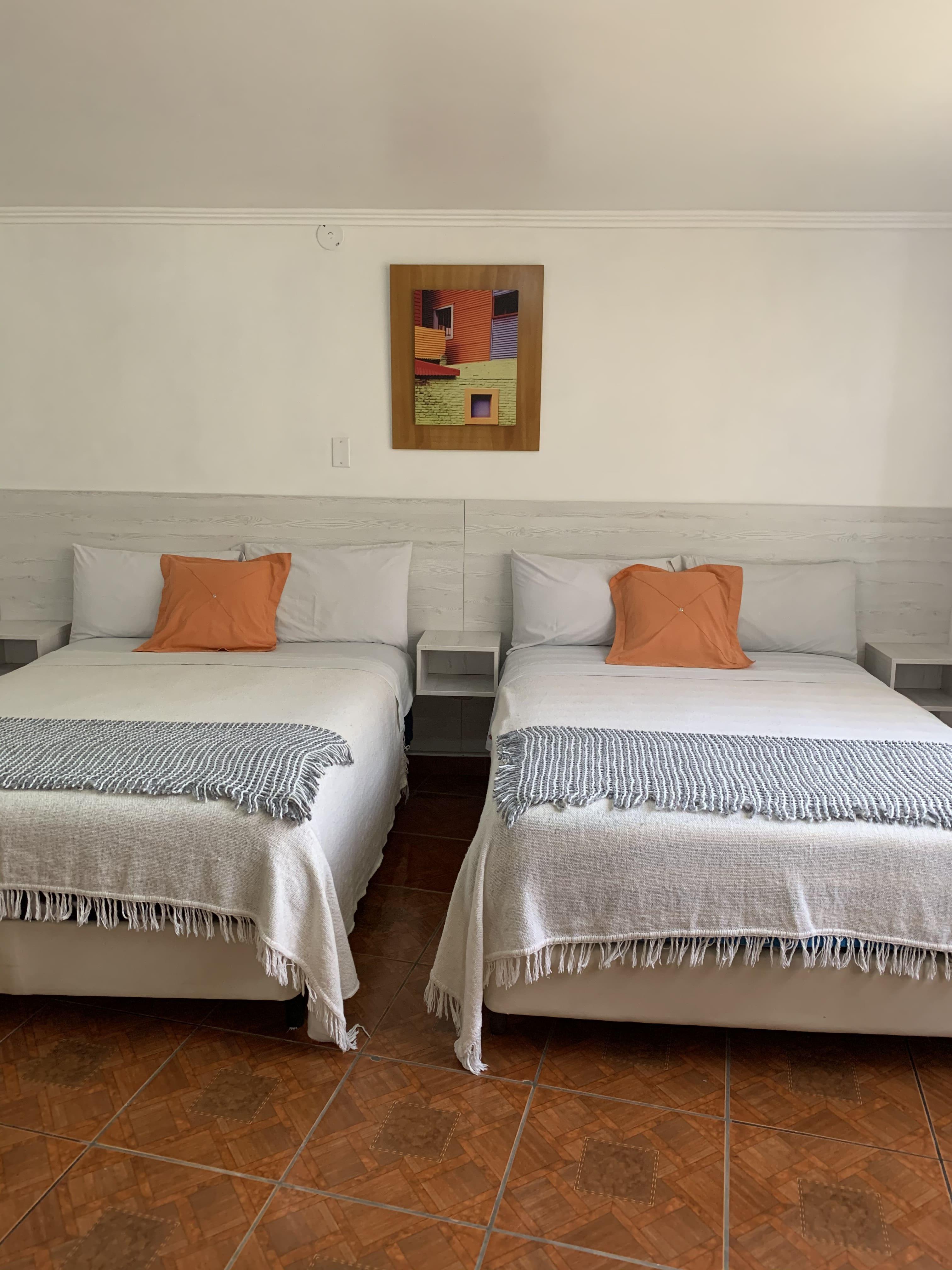HOTEL MEDITERRANEO QUITO room