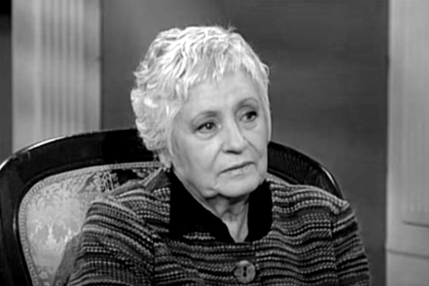 Умерла экс-жена Юрия Визбора актриса Евгения Уралова