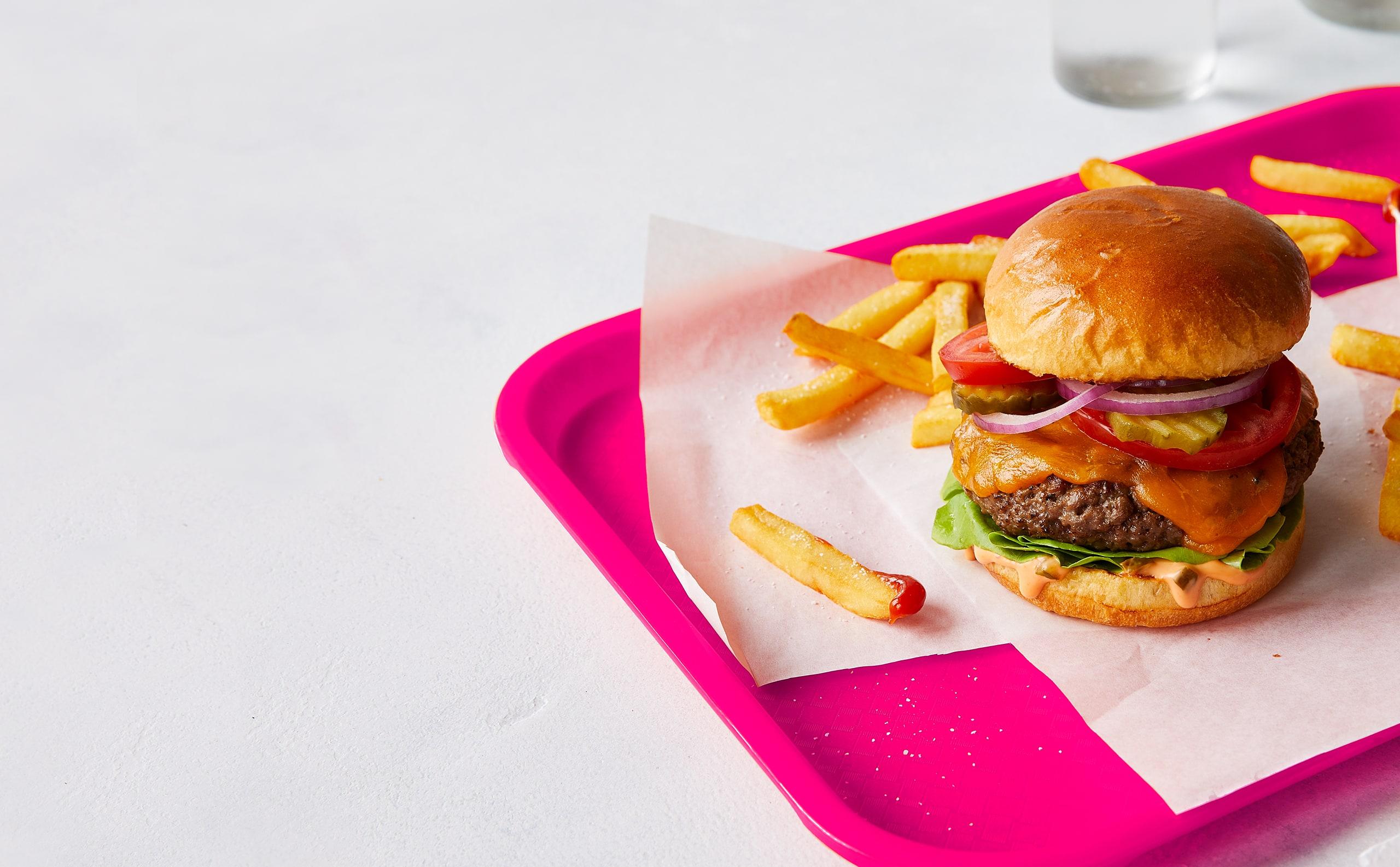 Impossible AmericanaCheeseburger 2560x1586