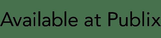 Available at Publix Co-op Logo Black Transparent