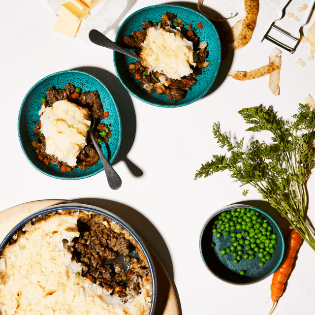 Impossible Foods Shepherd's Pie Recipe made with Impossible Burger Simple Ground Beef Recipes