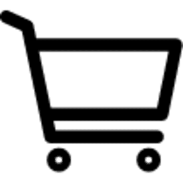 Grocery Cart Vector Icon