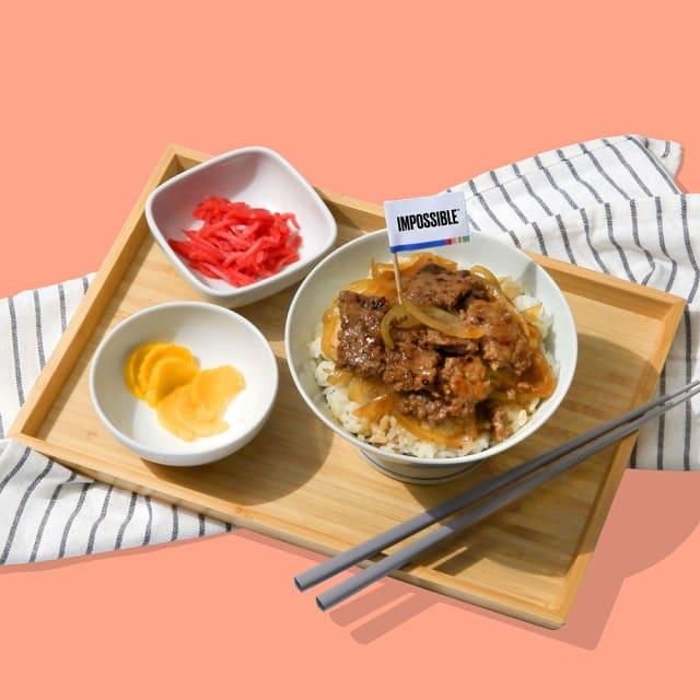 Recipe Image - Gyudon