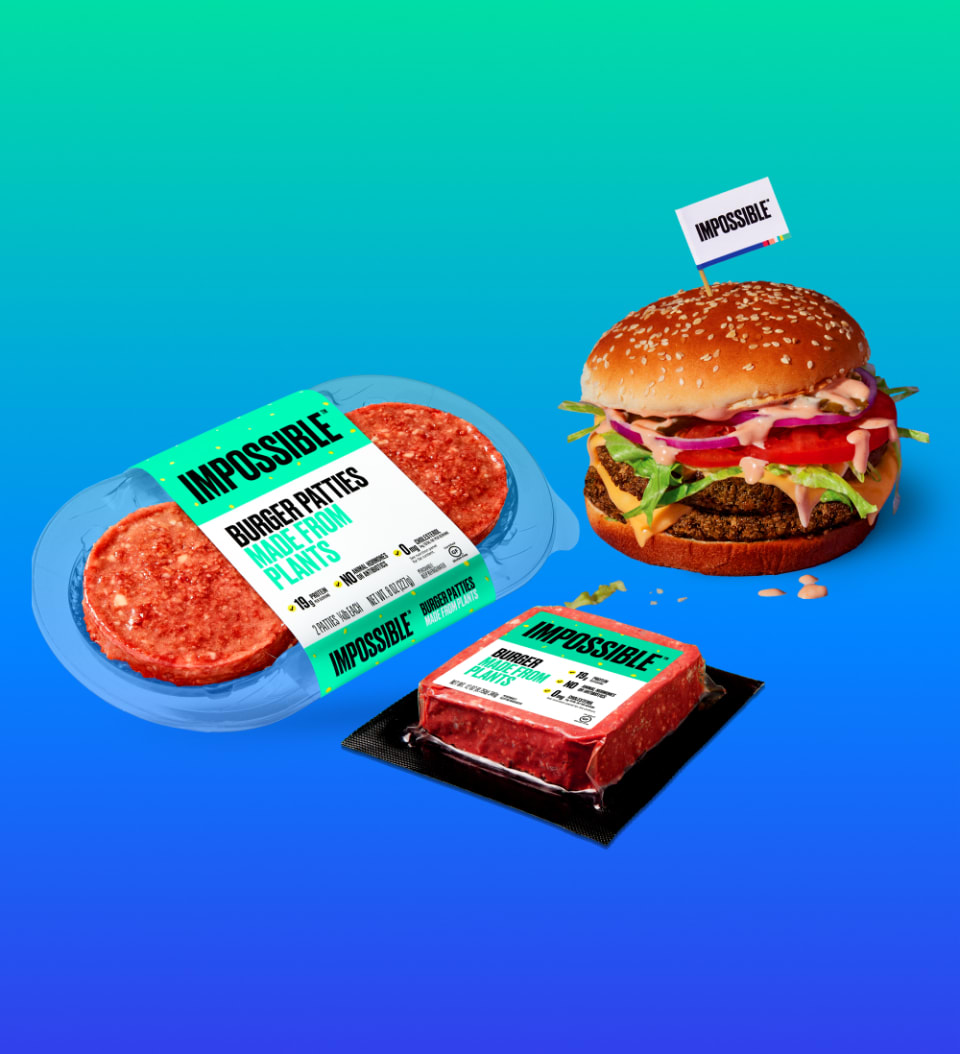 The Impossible Burger Company