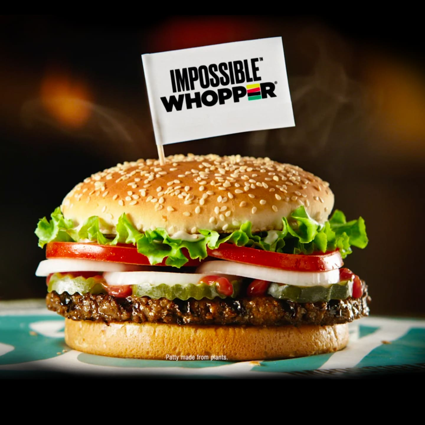 Impossible Whopper Announcement