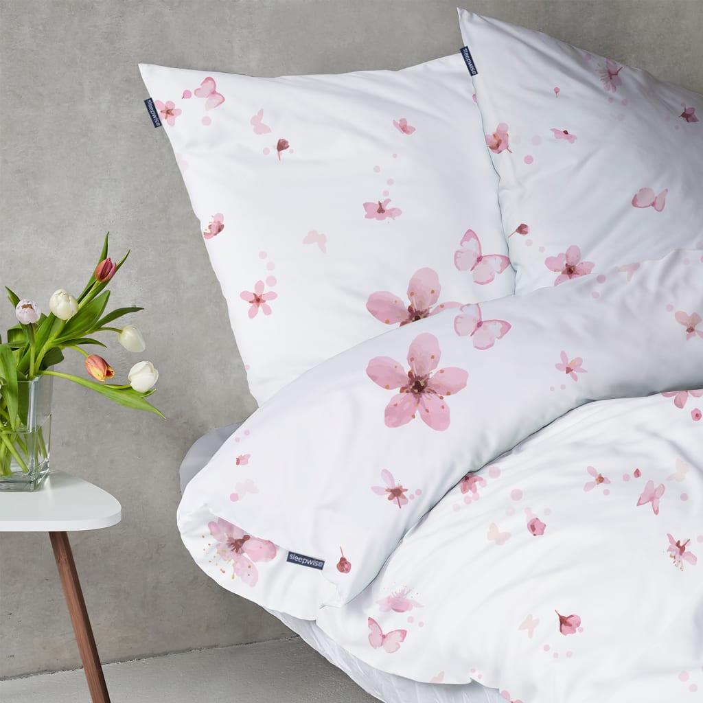 Soft Wonder-Edition Bettwäsche, Pink geblümt