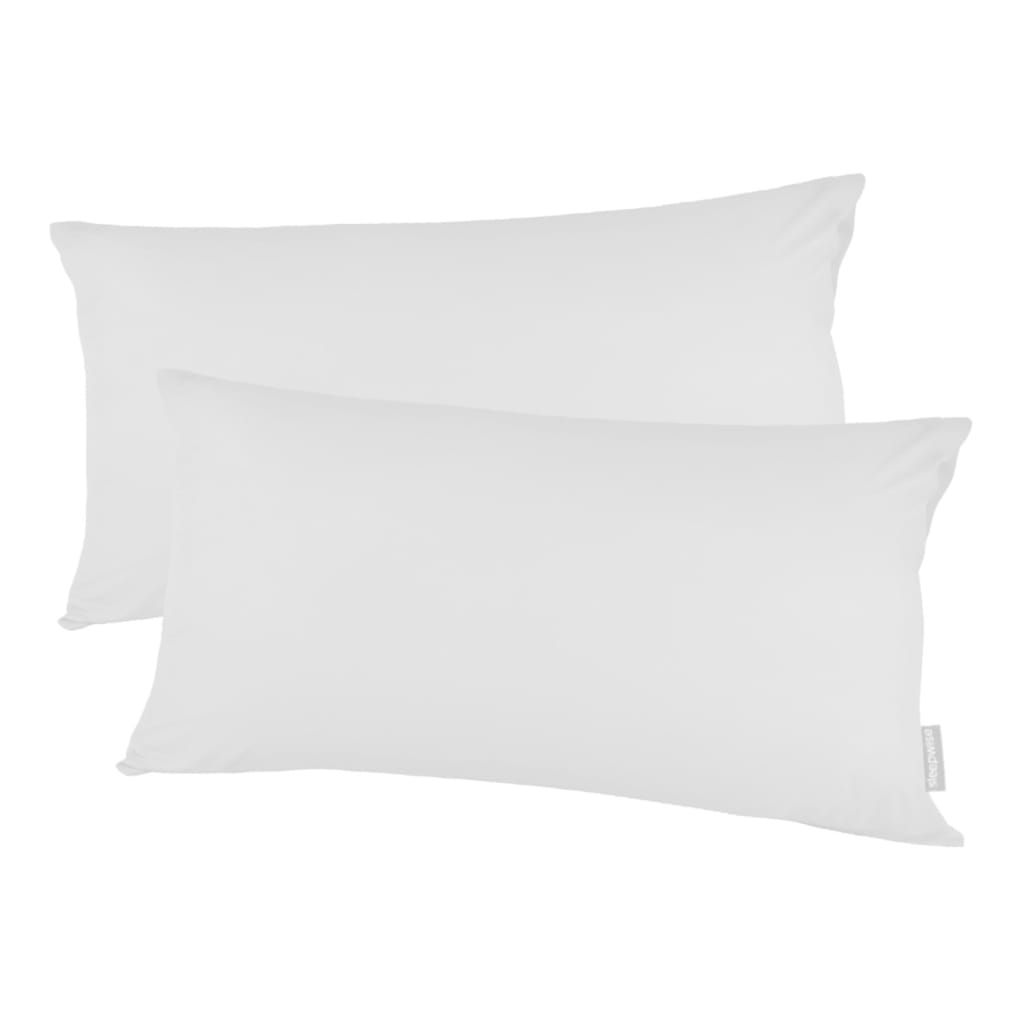 Soft Wonder-Edition Kopfkissenbezüge, Weiß