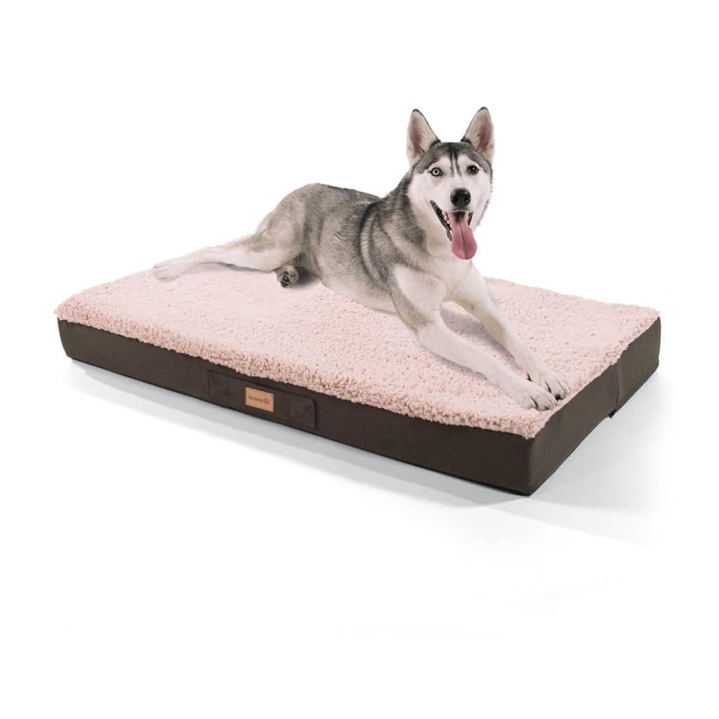 Balu Hundebett Hundekissen, Beige, Größe: XL