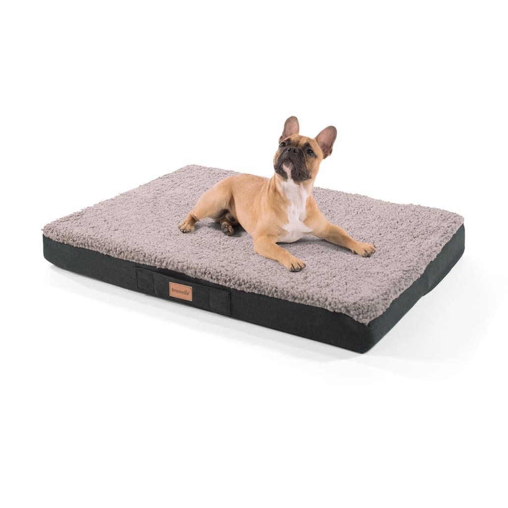 Balu Hundebett Hundekissen, Grau, Größe: M