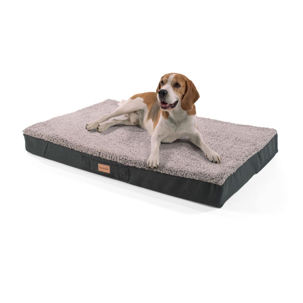 Balu Hundebett Hundekissen, Grau, Größe: L