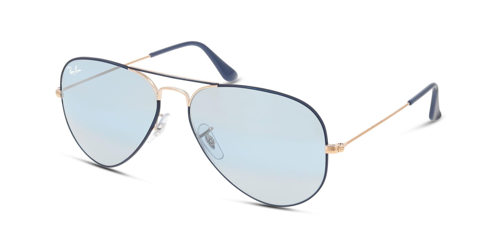 8056597044486-angle-03-ray-ban-0rb3025-eyewear-copper-on-matte-dark-blue