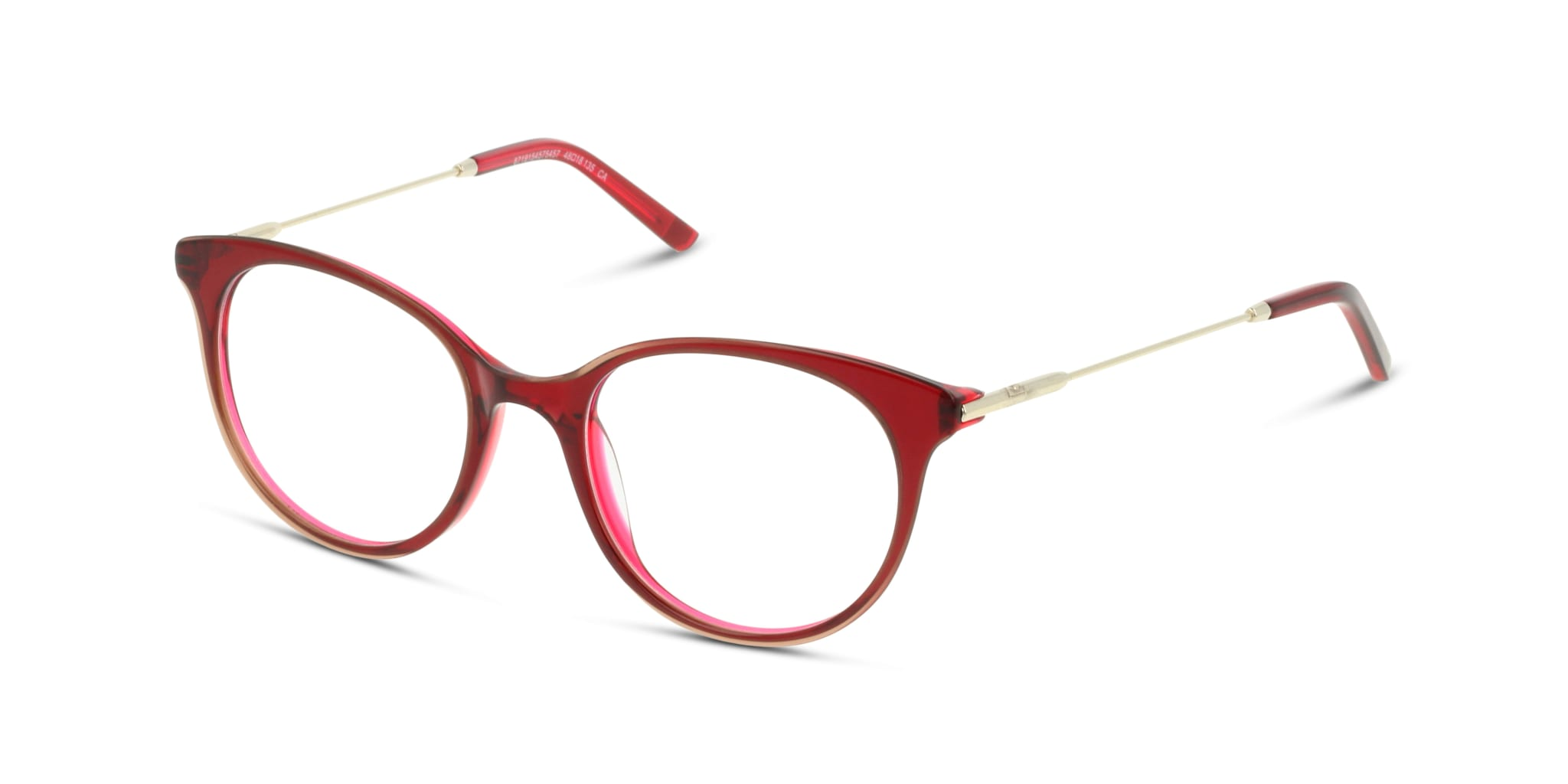 8719154575457-angle-03-5th-avenue-fakf08-eyewear-red-gold