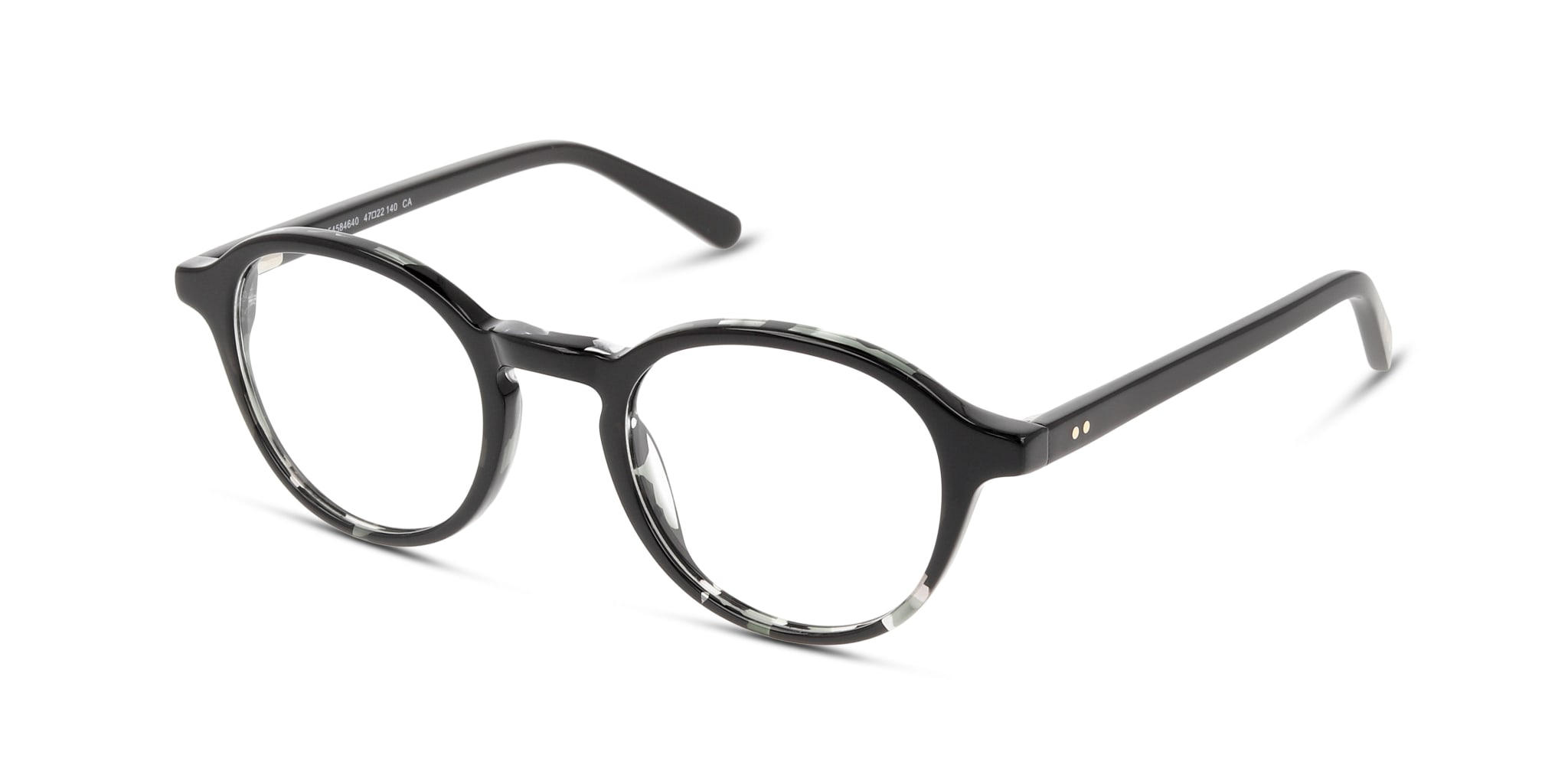 8719154584640-angle-03-in-style-iskm05-eyewear-havana-black
