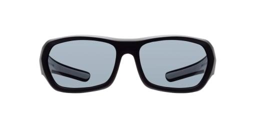 Schwarze Sonnenbrille von Apollo