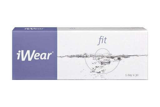 iWear® fit 30 Stück
