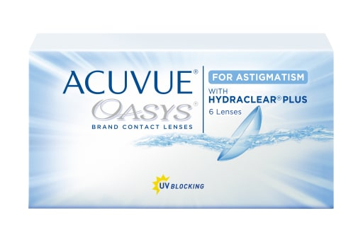 ACUVUE OASYS® for ASTIGMATISM 6 Stück