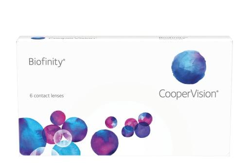 Biofinity® 6 Stück