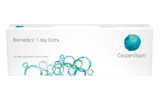 Biomedics® 1 day Extra 30 Stück