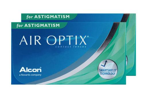 AIR OPTIX® for Astigmatism 6 Stück