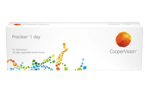 Proclear® 1 day 30 Stück