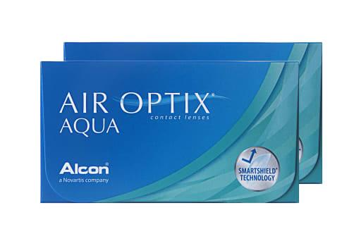 AIR OPTIX® Aqua 6 Stück