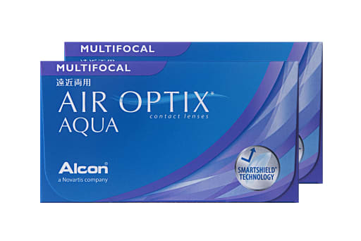 AIR OPTIX® Aqua Multifocal 6 Stück