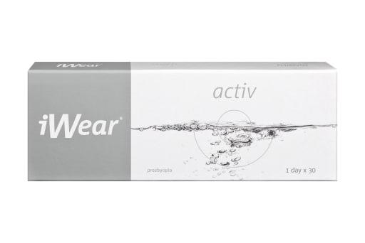 iWear® activ presbyopia 30 Stück