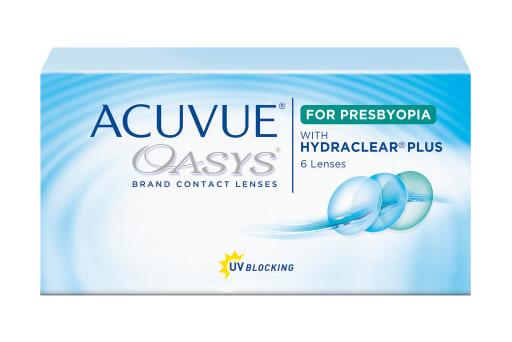 ACUVUE OASYS® for PRESBYOPIA 6 Stück