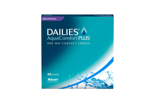 DAILIES® AquaComfort Plus Multifocal 90