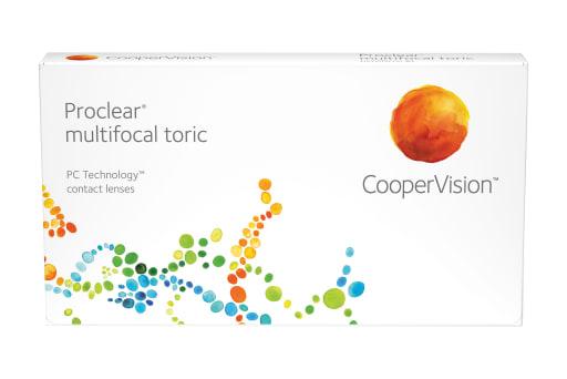 Proclear® multifocal toric XR D-Typ 6
