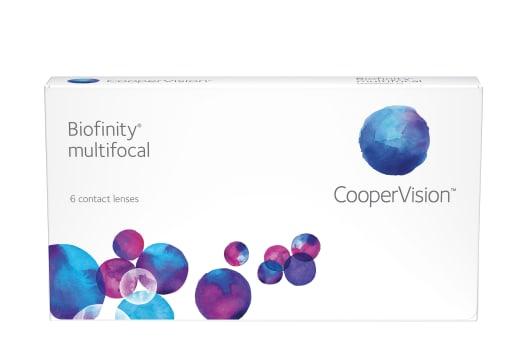 Biofinity® multifocal N-Typ 6 Stück