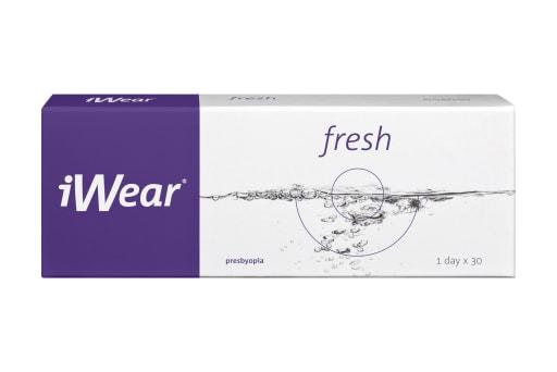 iWear® fresh presbyopia 30 Stück
