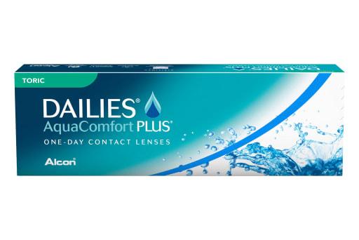DAILIES® AquaComfort Plus Toric 30